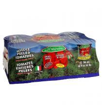 Tomates italiennes pelées La San Marzano 6 × 796 ml