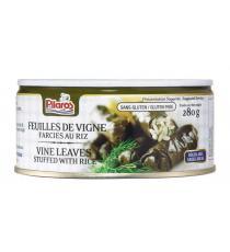 Pilaros - Paquet de 4 conserves de feuilles de vigne farcies au riz 4 x 280 ml