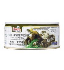 Pilaros Vine Leaves Stuffed with Rice 4 x 280 ml