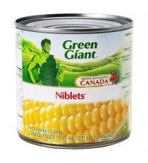 Géant Vert - Maïs à grains entiers Niblets, 9 x 341 ml