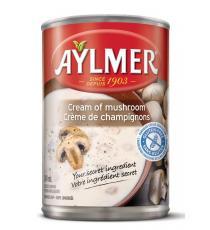 Aylmer Soupe aux champignons, 24 × 284 ml