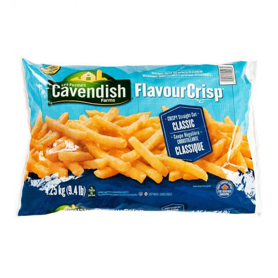 CAVENDISH Farms Flavor Crisps, 4.25 kg