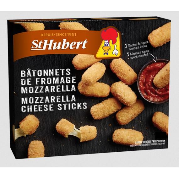 St-Hubert Bâtonnets de Fromage Mozzarella, 1,17 kg