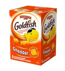 Pepperidge Farm poisson rouge Cuit Collation des Craquelins, des 1,64 kg