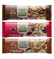 Le goût de la Nature Biologique de Fruits Snack-Bar 18 x 40 g