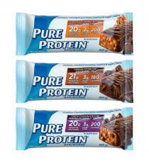 Pure Protein Bar Variety Pack, Gluten Free, 18 x 50 g