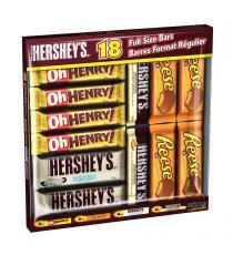 HERSHEYS Variety Pack, 18 bars