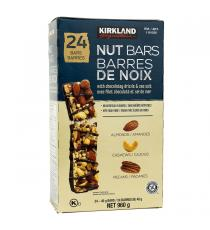 Kirkland Signature Nut Bars 24 × 40 g