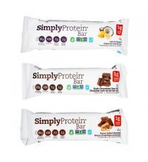 Wellness Foods Simply Protein Bar, 15 X 40 g, 600 g