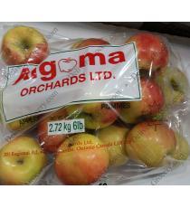 Les Pommes Honeycrisp 2,27 Kg 5 lb