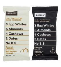 RXBAR - Barres protéinées à saveurs variées 14 × 52 g