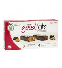 Love Good Fats, paquet varie, 12 X 39 g