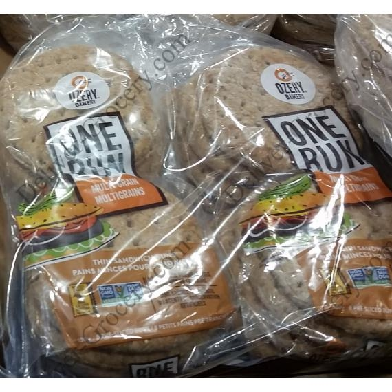 Ozery One Bun Multi Grain Sandwich Bread 2 x 600 g