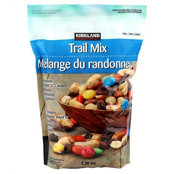 Kirkland Signature Trail Mix, 1,36 kg
