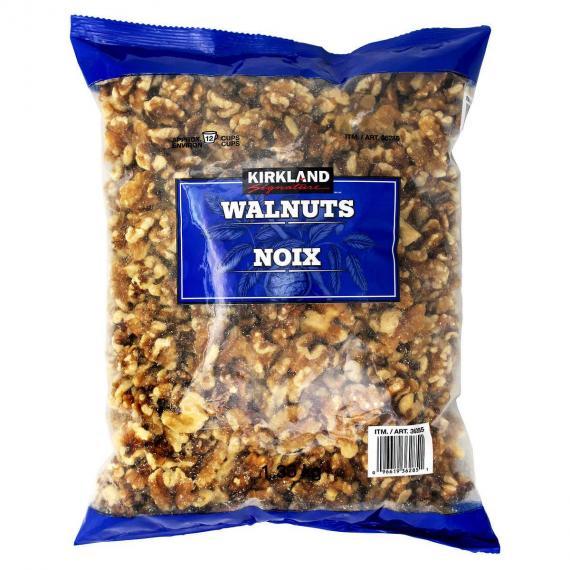 Kirkland Signature Walnuts, 1.36 kg