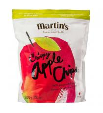 Martins Fruit Farm Crispy Apple Chips 300 g