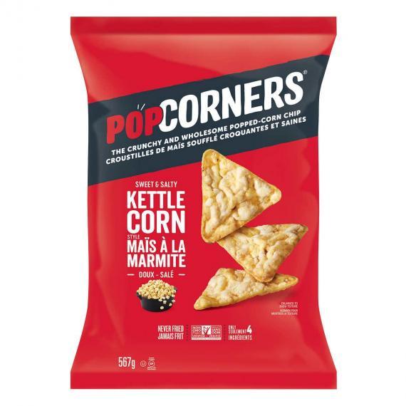 Popcorners Popped Corn Chips 567 g