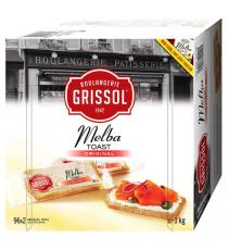 Grissol Melba Toast 1 kg