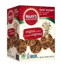 Marys Organic Crackers 566 g