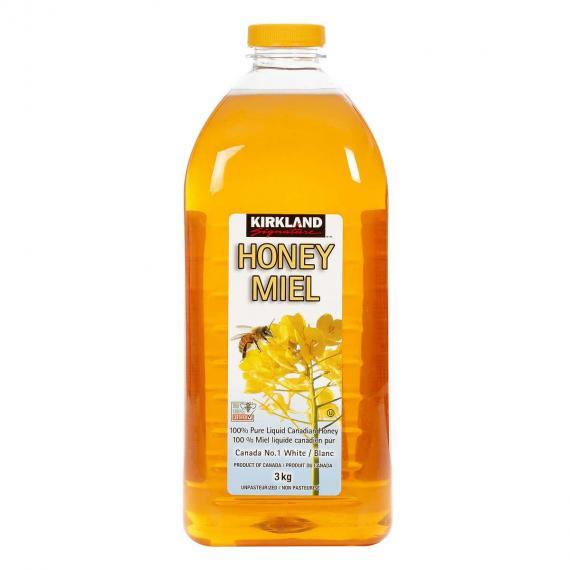 Kirkland Signature Honey, 3 kg