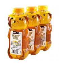 Kirkland Signature - Miel liquide pur à 100 % 3 × 750 g