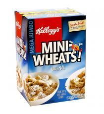 Kellogg Mini Wheats 1,6 kg