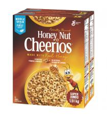 Honey Nut Cheerios, 1.51 kg