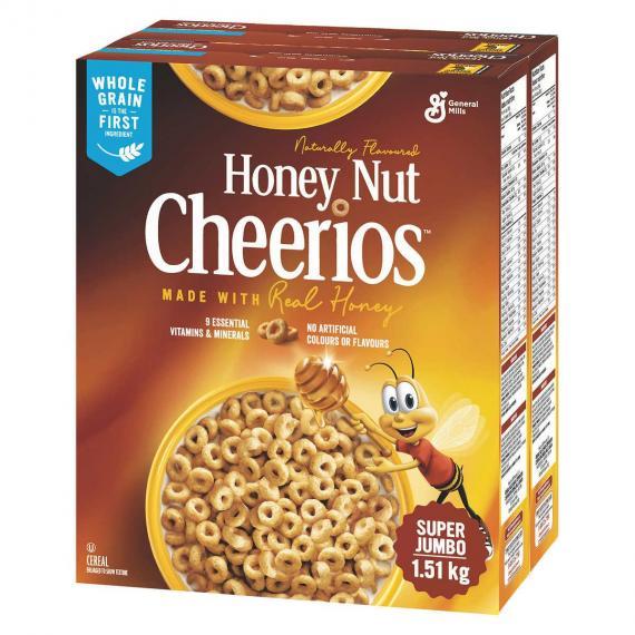 Honey Nut Cheerios, 1.51 kg