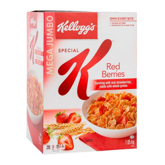 KELLOGG'S Special K Red Berries Cereal 1.05 kg