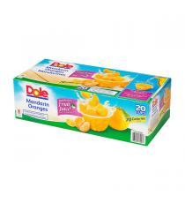 Dole - Oranges Mandarines, 20 × 107 ml