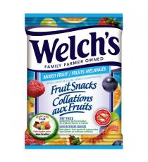 Welchs les Collations aux Fruits, 60 x 22 g