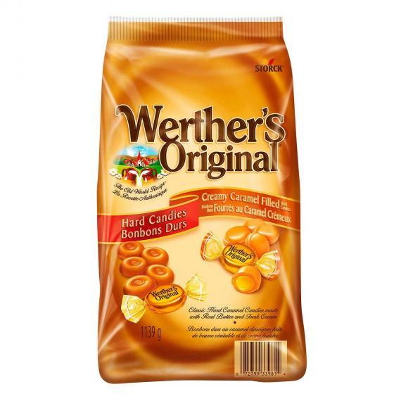 Werthers Original Bonbons Durs / Caramel 1,14 kg