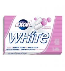 Excel White Sugar Free Gum, 12 pieces,
