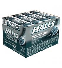 HALLS - Mentho-Lyptus - Pastilles contre la toux extrafortes 20 paquets de 9