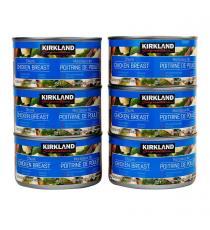 Kirkland Signature - Poitrines de poulet en conserve 6 × 354 g