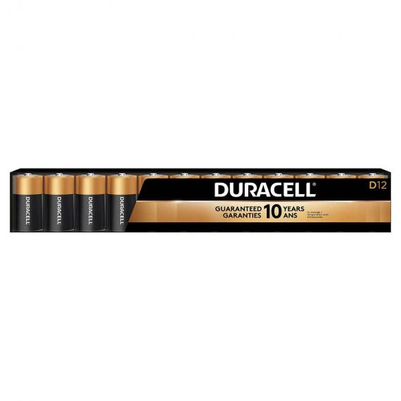 Duracell D Batteries Pack of 12