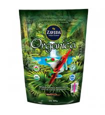 ZAVIDA - Café Organica en grains de haute qualité 907 g