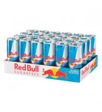 Red Bull Sugar-free Energy Drink 24 × 250 ml