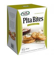 Sensible Portions - Boite de craquelins de pain pita Pita Bites de 567 g