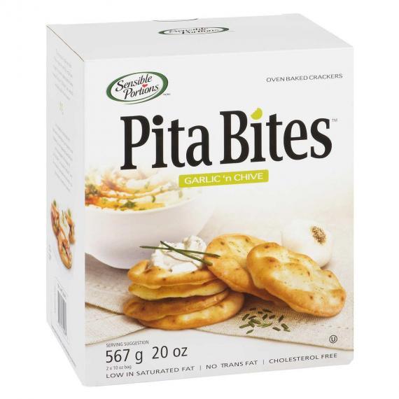 Sensible Portions Pita Bites 567 g