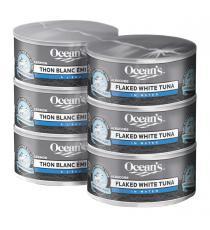 Ocean's - Thon blanc germon émietté 6 × 184 g