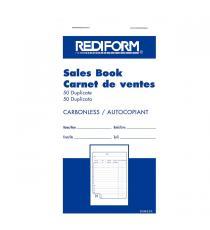 Rediform - Livret de ventes Paquet de 16