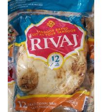 Rivaj 12 Tandoor Naan 1.3 kg