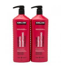 Kirkland Signature Moisture Shampoo, 2 x 1 L