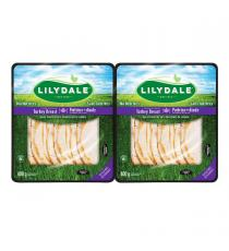 Lilydale Sliced Turkey Breast 2 × 400 g