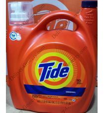 Tide - Détergent à lessive liquide Propreté en eau froide, 110 brassées