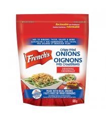 French's - Oignons frits à la française 680 g