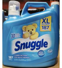 Snuggle Concentrated Fabric Softener 4.43 L