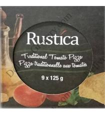Rustica Traditional Tomato Pizza 9 x 125 g