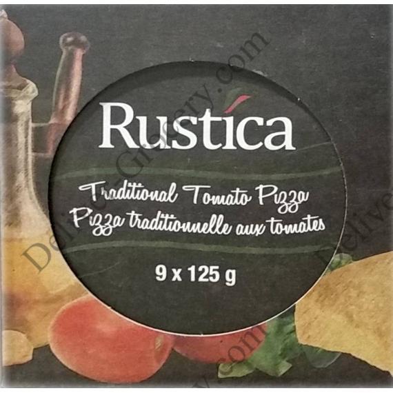 Rustica Traditional Tomato Pizza 10 x 125 g